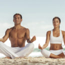 Why is breathing recommended for meditation? 5