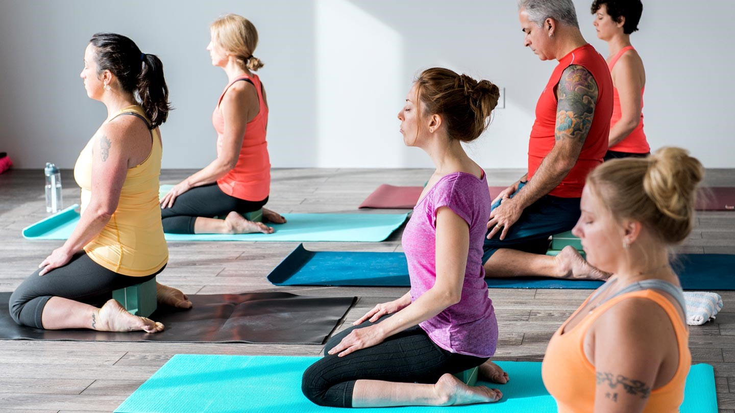 What are the major types of yoga, and how are they different? 1