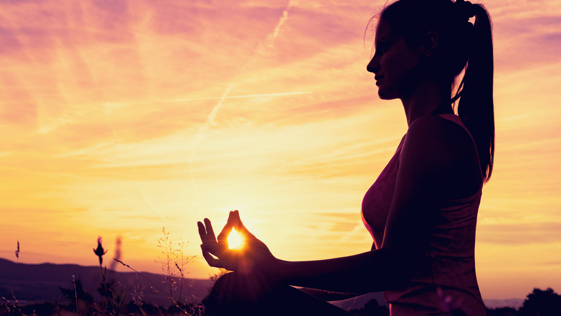 Is it possible to meditate while you are in pain? 1
