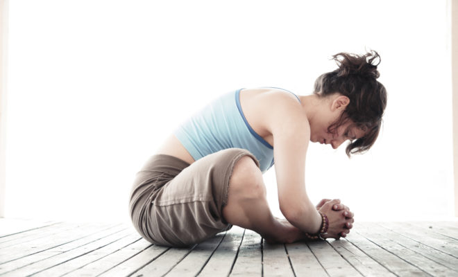 Is it OK to practice yoga without a mat? 4