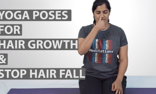 Can yoga help in reducing hair fall? 7