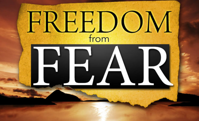 Freedom from fears and anxieties 31