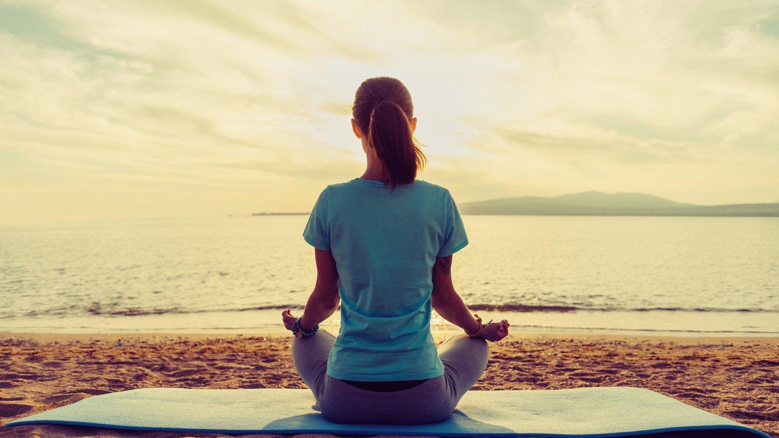 What does meditating feel like? 1