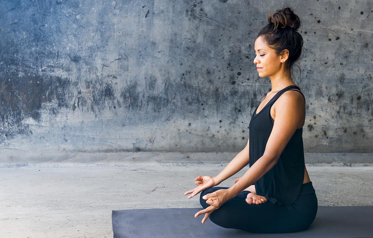 How do you start a meditation habit? 1