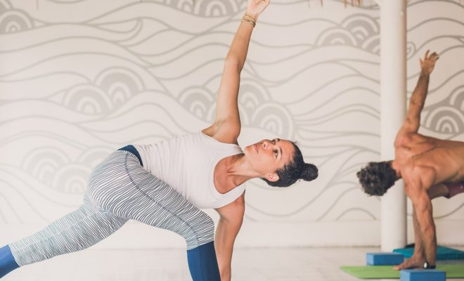 How can I cure anxiety by doing yoga? 6