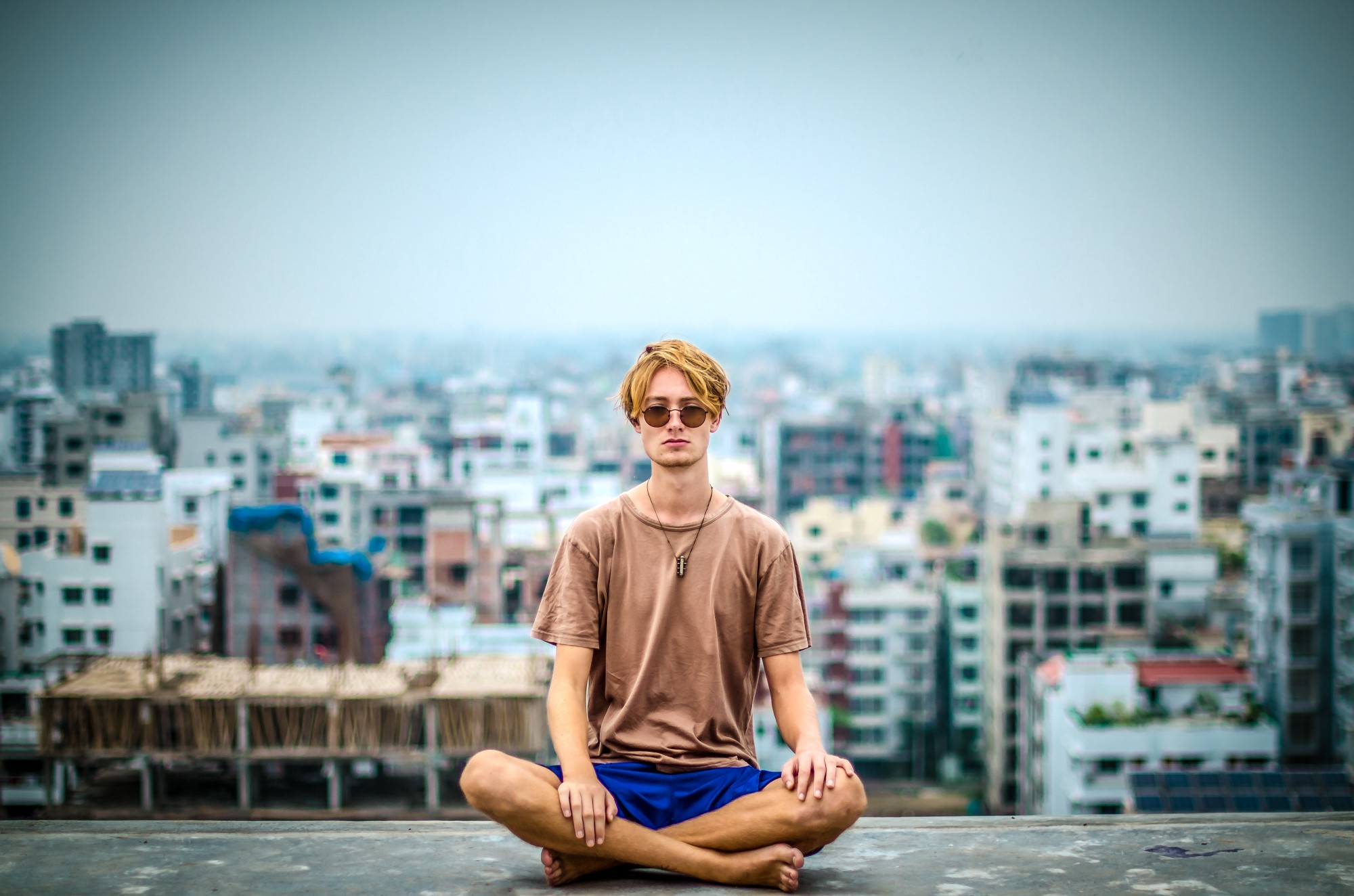 How can mindfulness help me to calm my anxiety? 5