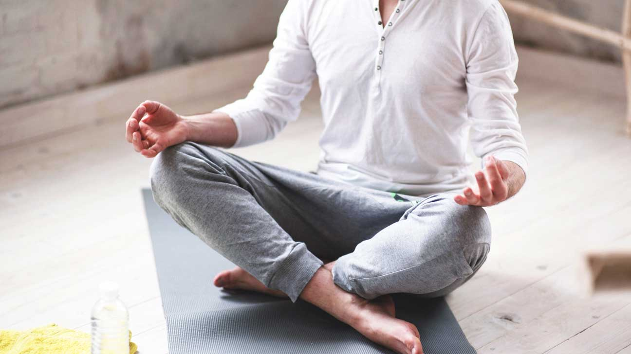 What are your tips for getting into a meditation routine? 4