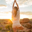 What are the yoga poses that are best for stress relief? 8