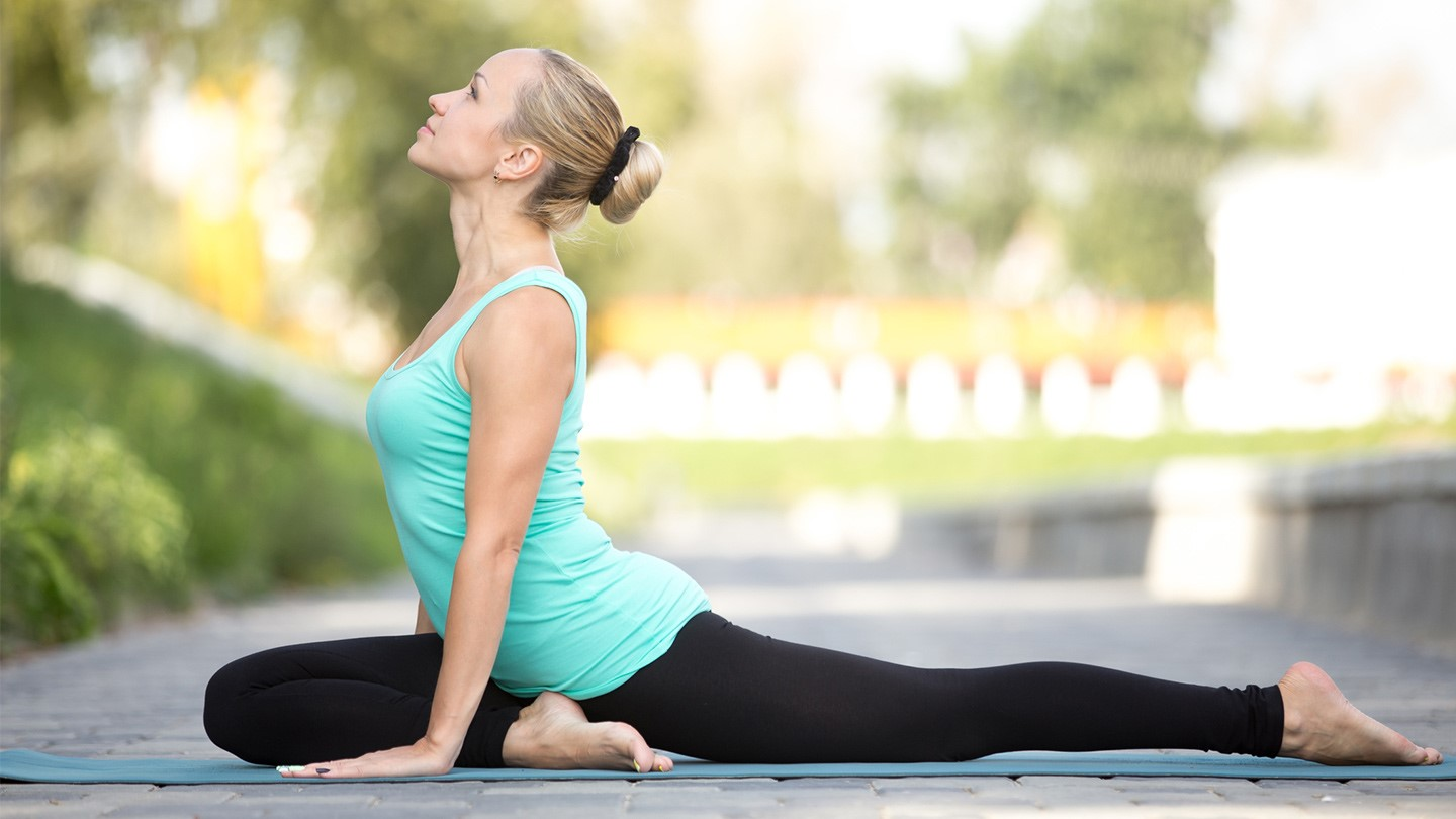 Which is the most effective type of yoga for weight loss? 1
