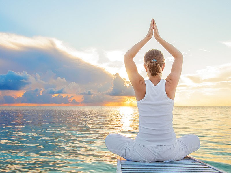 What Are Some Easy Yoga Exercises For Slimming The Face? 1
