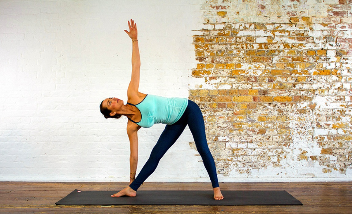 What is the wounded warrior pose in yoga? 5