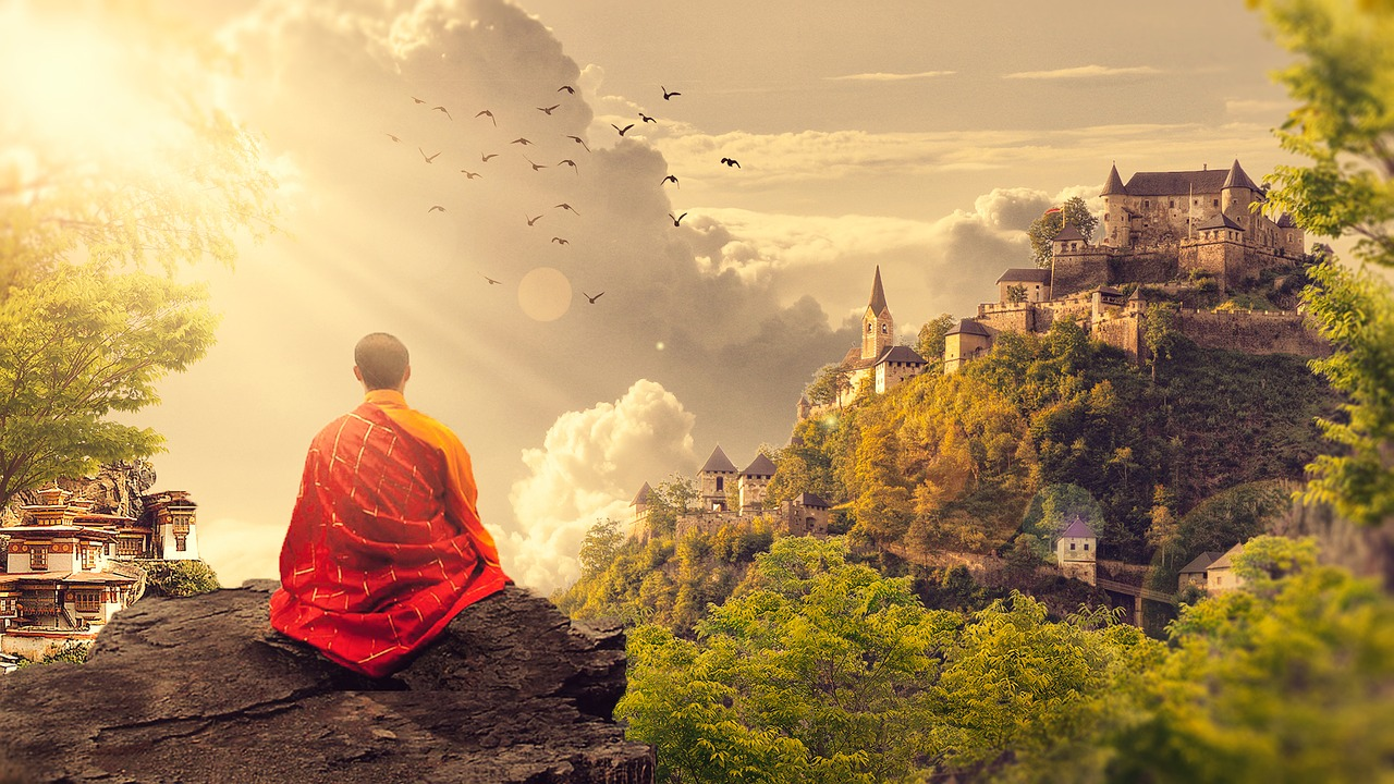 What is the most effective meditation technique which really gives you benefits? 9