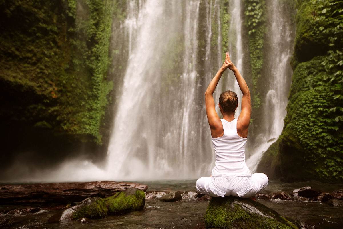 Which meditation technique is used to improve your memory & concentration? 3