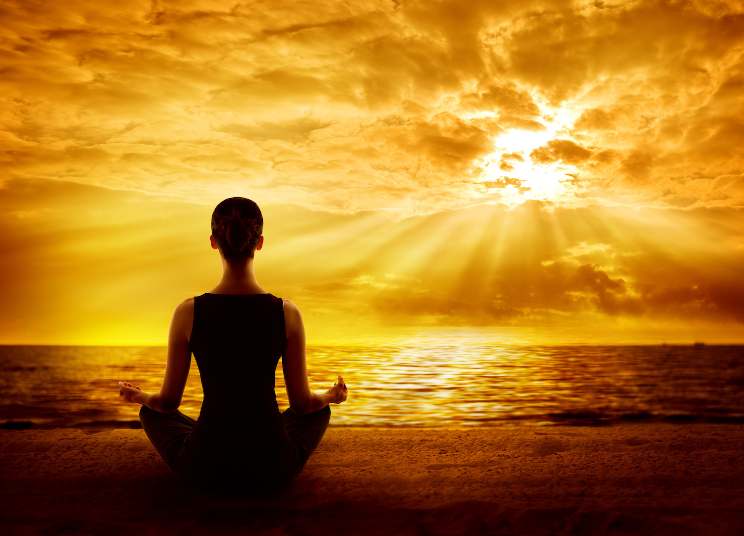 How effective is meditation in coping with depression? 1