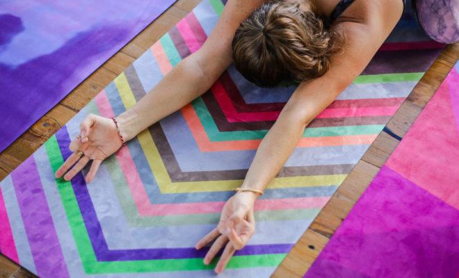 How should you choose a yoga mat? 4