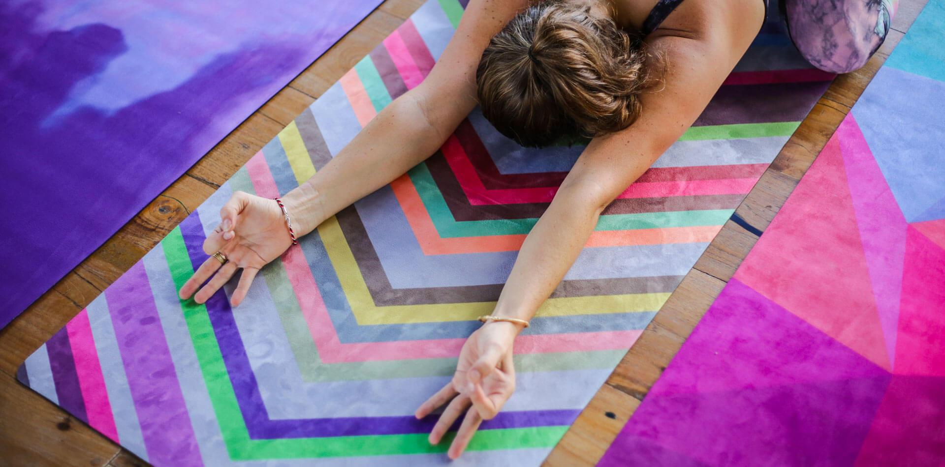 How should you choose a yoga mat? 20
