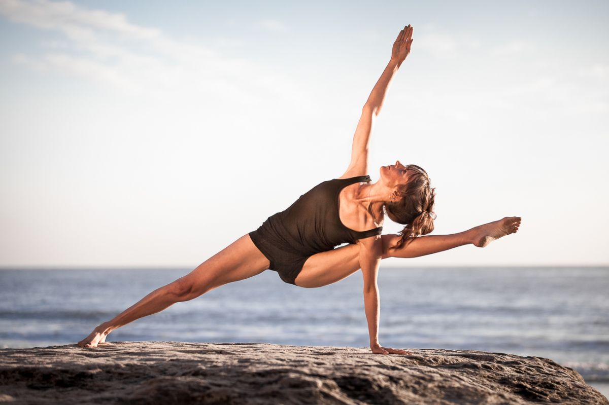 What is the difference between yoga and gymnastics? 1