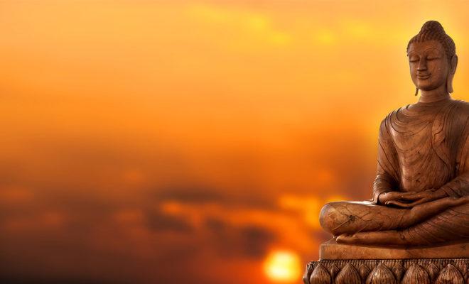 How do Buddhists practice mindfulness meditation? 2