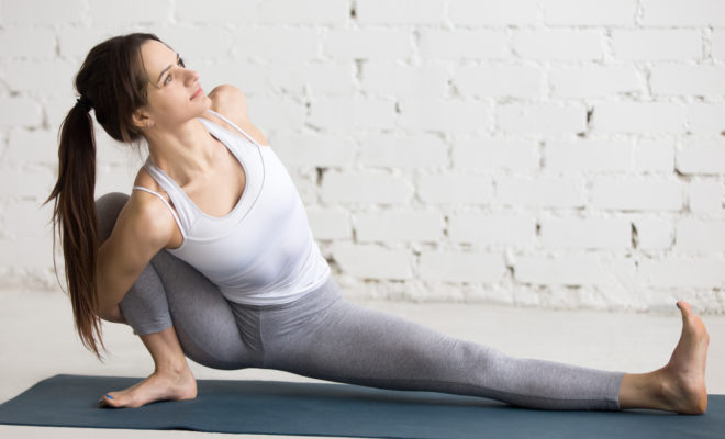 What is the yoga mudra for proper digestion? 4