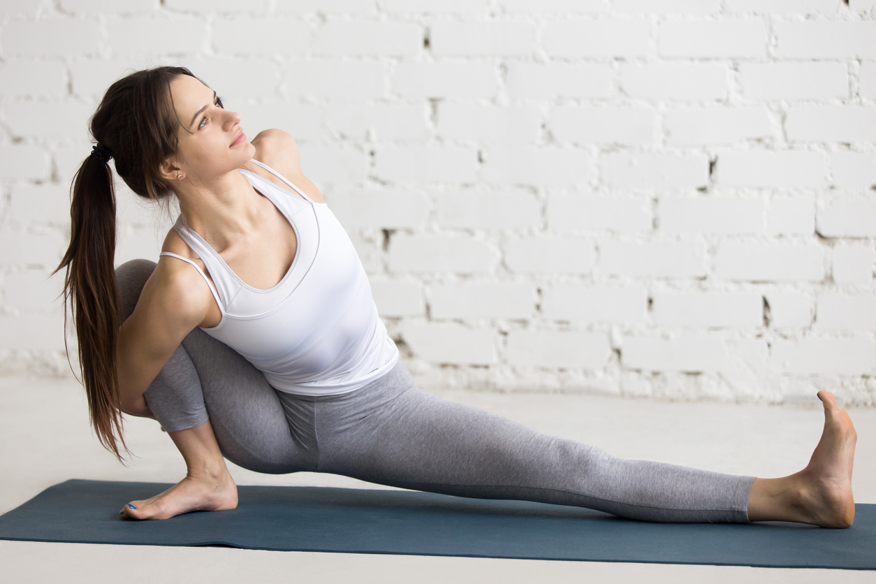 What is the yoga mudra for proper digestion? 7