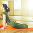 How many of you have lost weight by doing yoga? 21