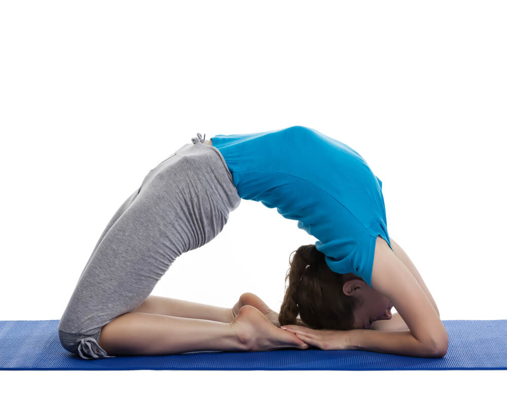 How can I start doing yoga at home to reduce my weight? Is it possible? 9