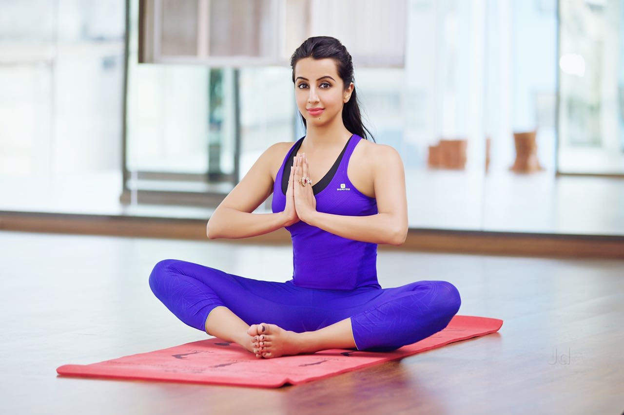 Are there special yoga mats for people with sweaty palms/feet? 5
