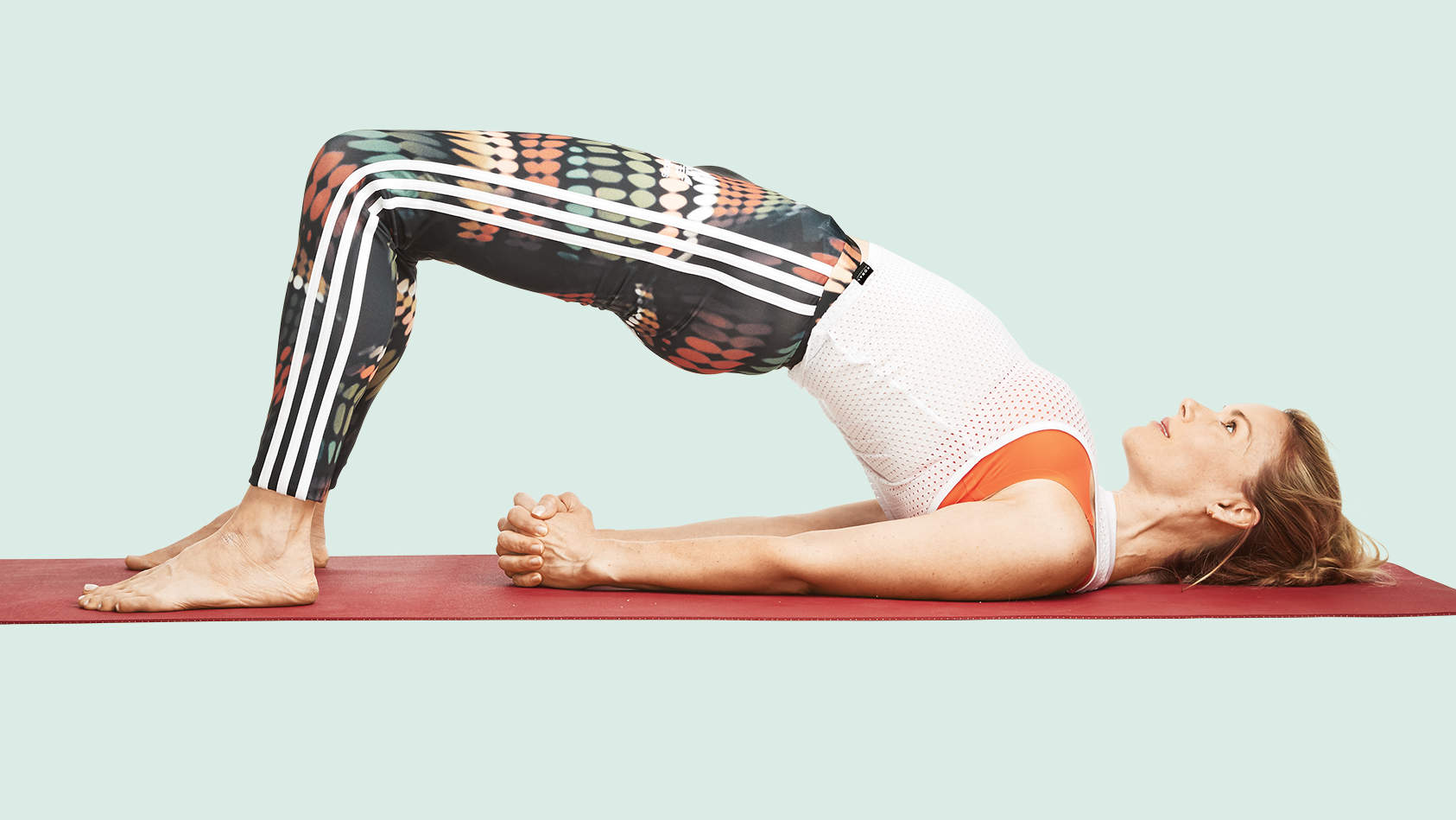 How can you build up arm strength for yoga? 8
