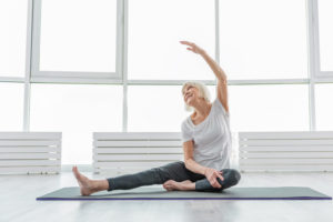 What are easy ways to learn yoga practically? 10