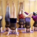 What does the word yoga mean in Sanskrit? 5