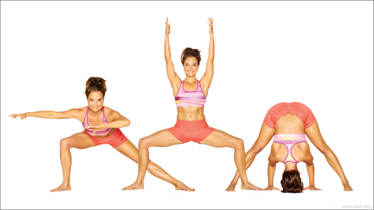 What are the scientifically proven benefits of Bikram yoga? 1