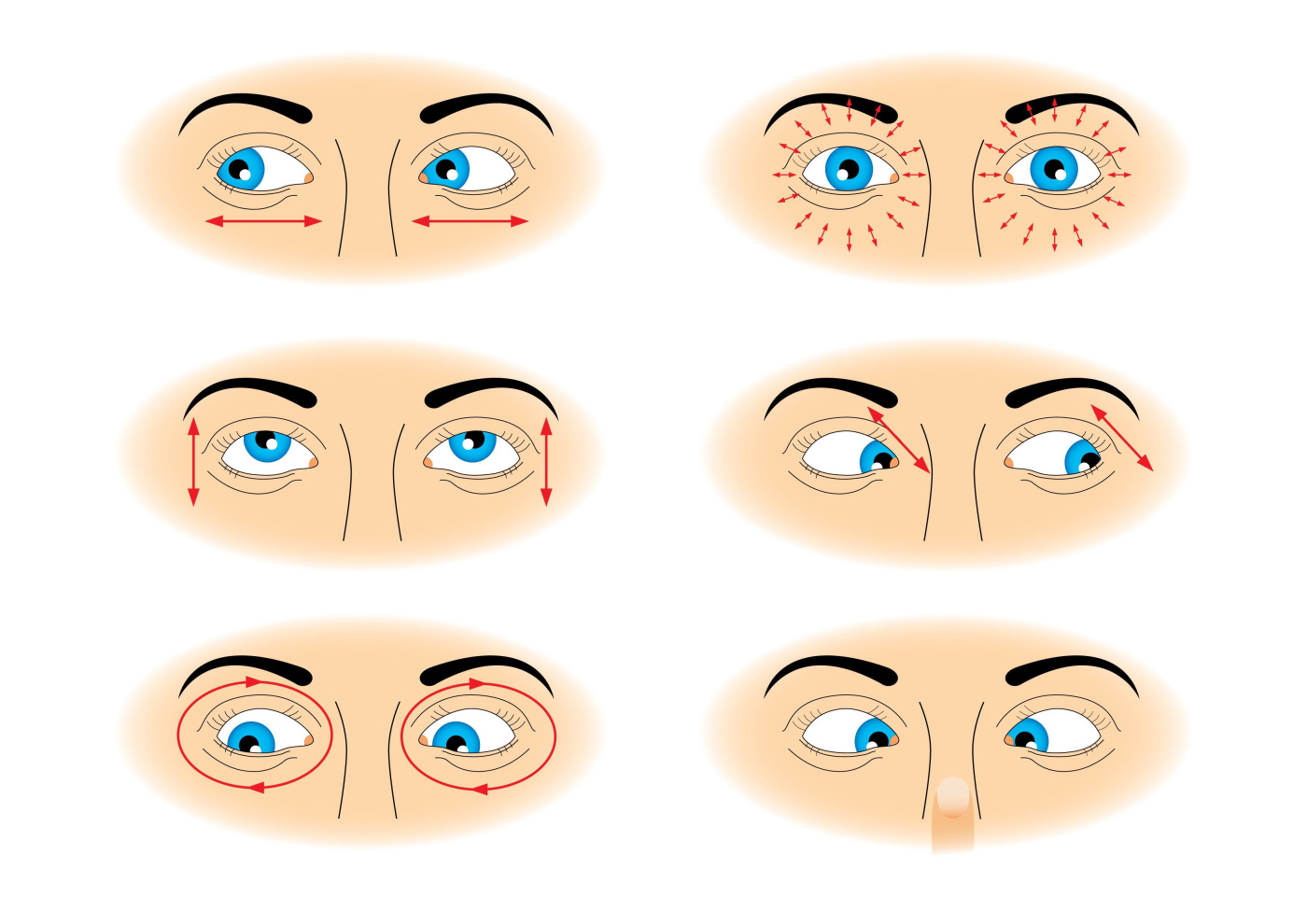 What are some exercises to improve your eyesight? 3