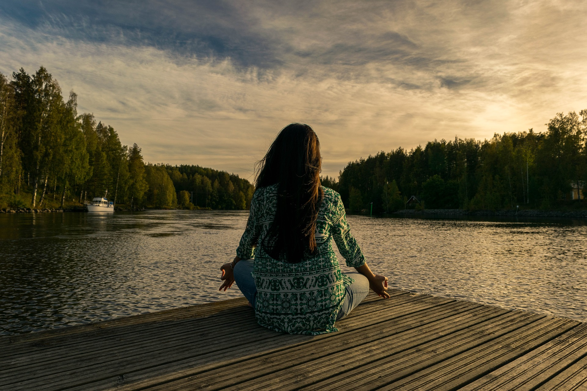 How do you practice raja yoga in your daily life? 5