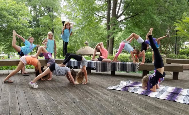 What are the benefits of yoga for children & has it worked for you? 48