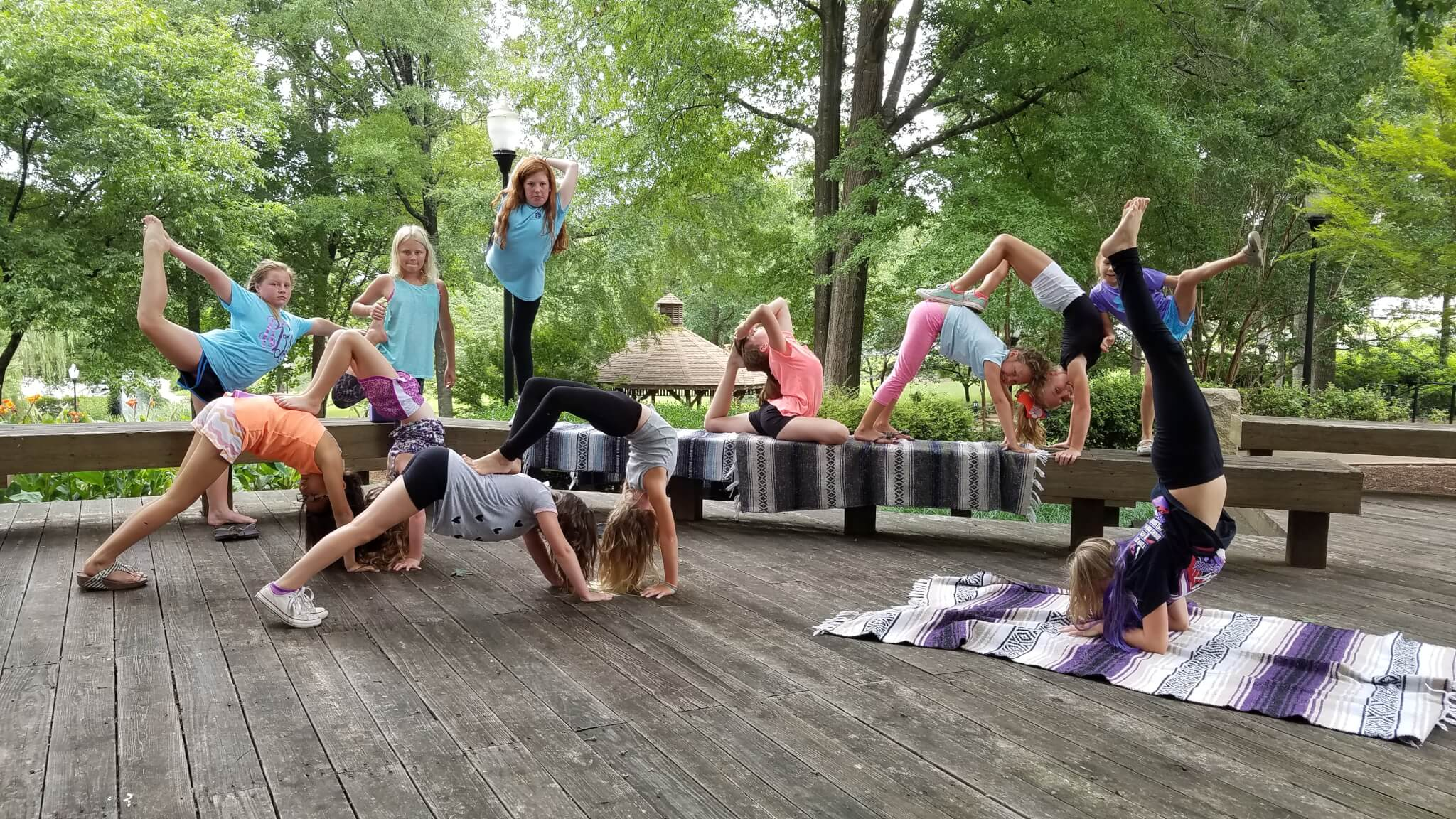What are the benefits of yoga for children & has it worked for you? 1