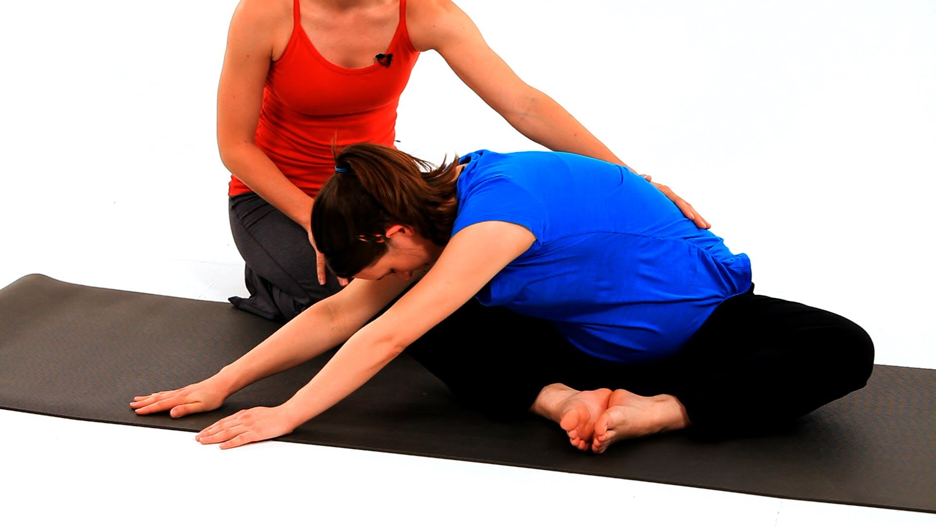 What are some of the best yoga poses to do during pregnancy? 5
