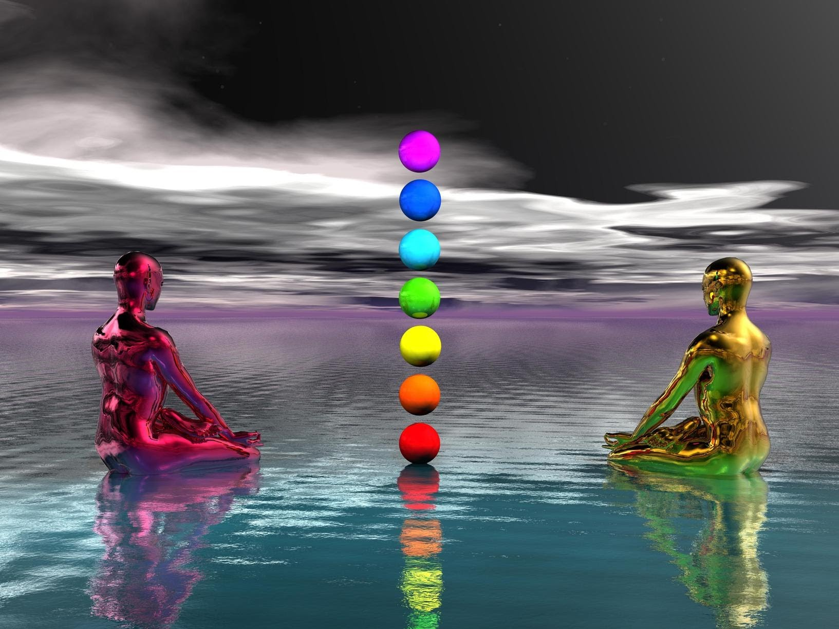 What happens when all 7 chakras are open, and has anyone achieved this? 1