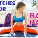 How is yoga helpful for weight loss & back pain? 8