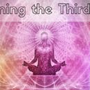What are the meditation techniques for opening the third eye? 5