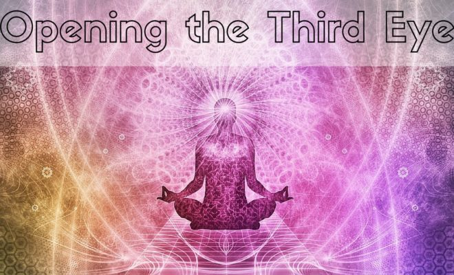 What are the meditation techniques for opening the third eye? 6