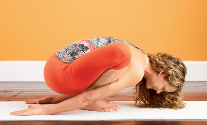 Which yoga asana will help me in reducing the amount of sleep I need? 8