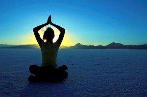 Can meditation cure depression? 6