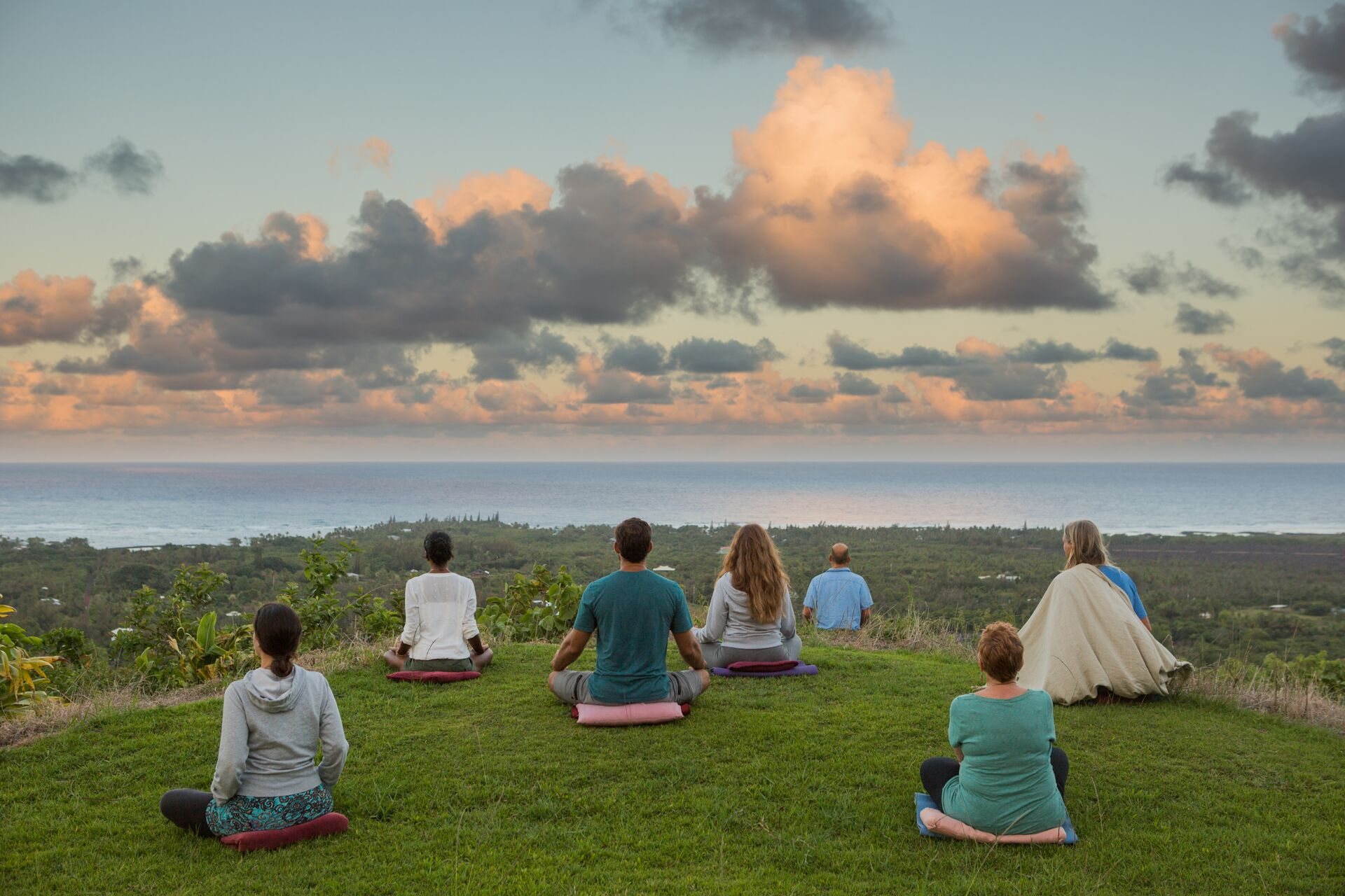 How do specific meditation techniques train the brain in different ways? 6