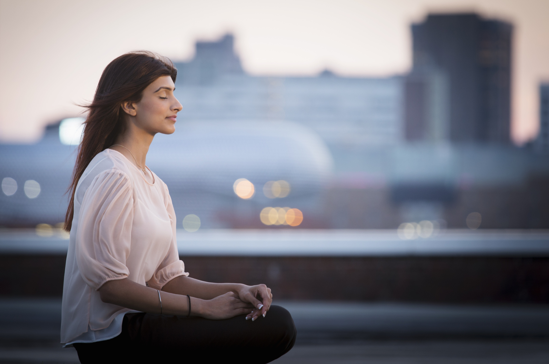 How did practicing mindfulness help you in your life? 3