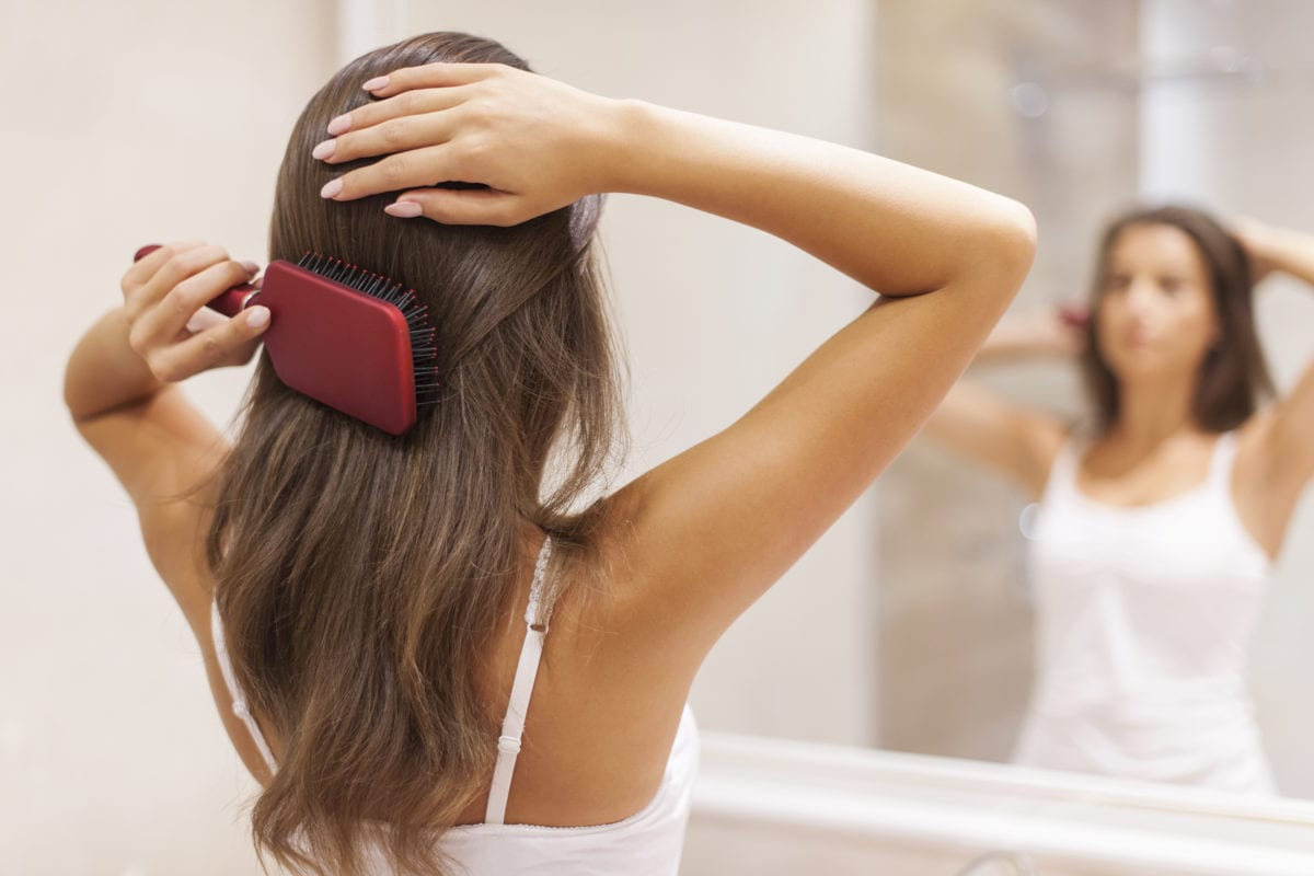 Can hairfall be controlled by yoga? 4