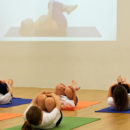 What is the right age for children to learn yoga? 5