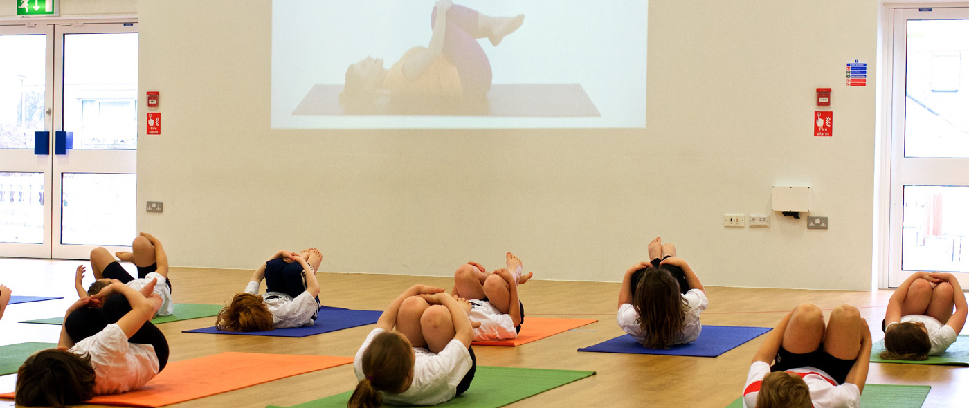 What is the right age for children to learn yoga? 7