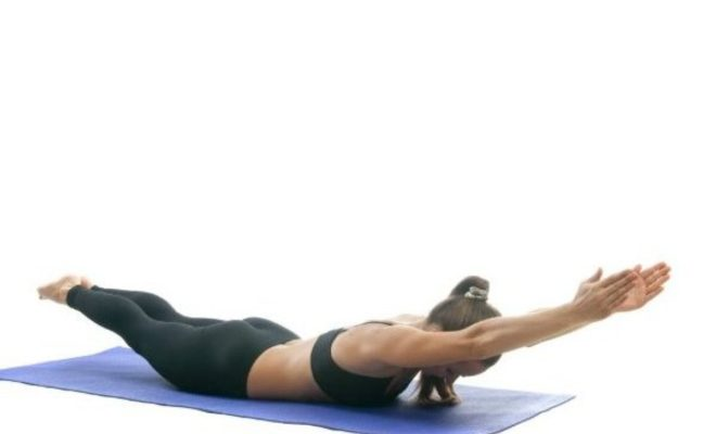 Which yoga is for a knee problem? 8