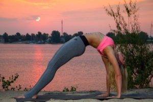 What are the types of Prana Yoga? 7