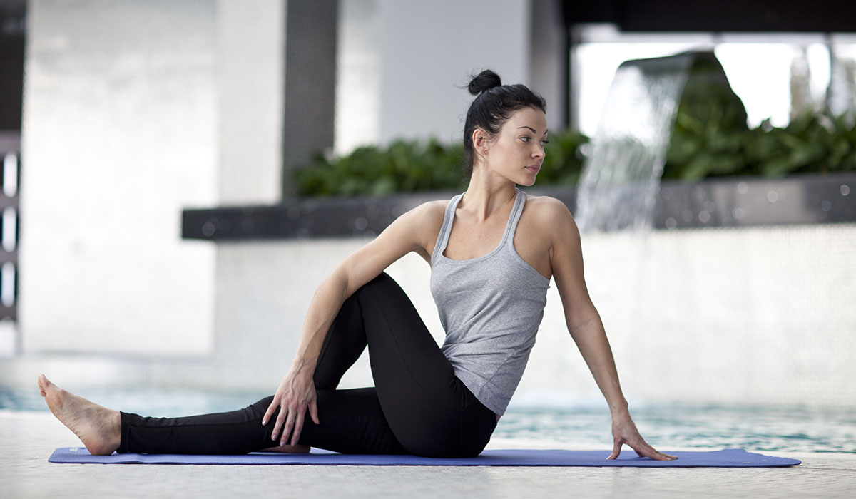 What are easy ways to learn yoga practically? 4